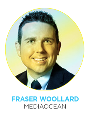 Fraser Woollard